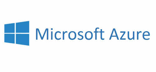 Microsft azure logo header