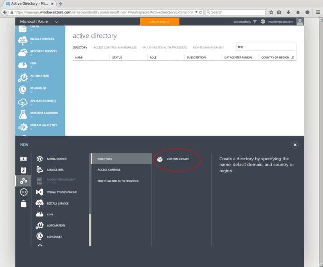 azure-select-directory