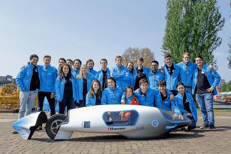 Ecorunner team