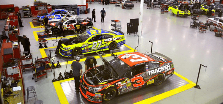 The Need for Speed Drives NASCAR's Richard Childress Racing