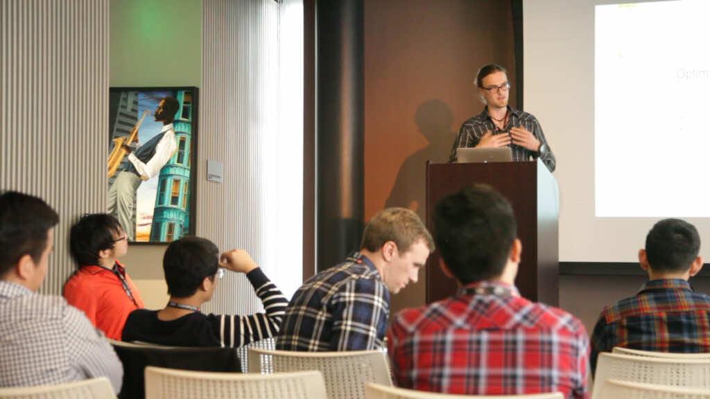 Big Compute Hackathon presentations