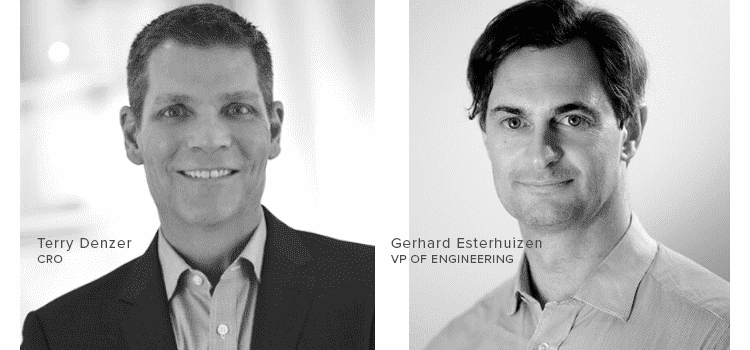 Terry Denzer & Gerhard Esterhuizen